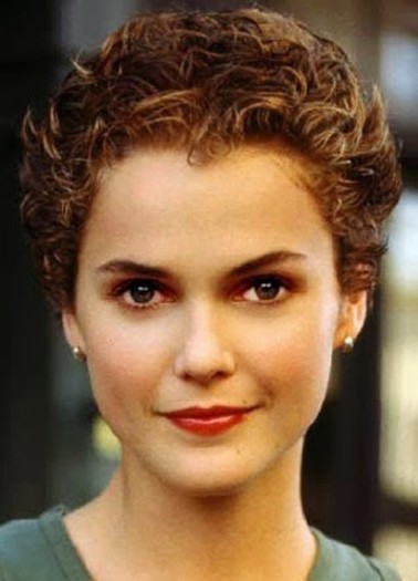 When Keri Russell, star of the popular TV series,